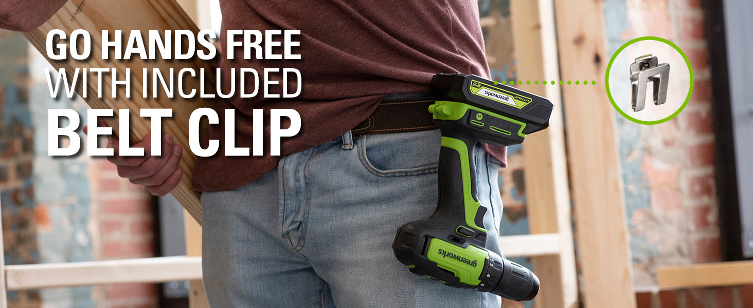 Hand Free with Belt Clip