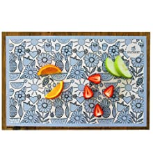 Suessie Disposable Placemats - Happy Owls