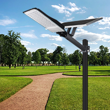 Pole installation