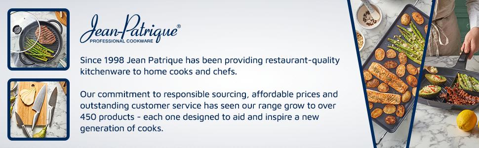 About Jean Patrique