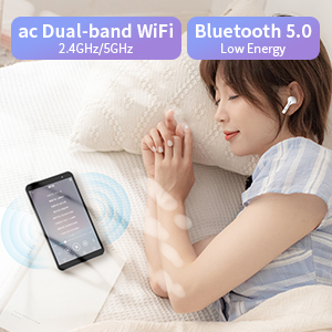 5G wifi bluetooth android tablet 8 inch