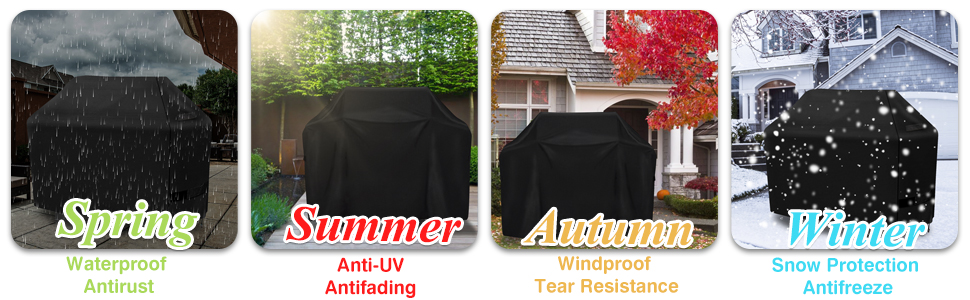 barbecue covers waterproof