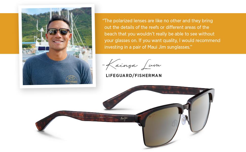 Maui Jim, Sunglasses, Polarized Sunglasses, Polarized Lenses