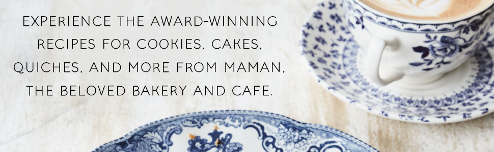 Experience the award-winning recipes for cookies, cakes, and more from the beloved bakery and café.