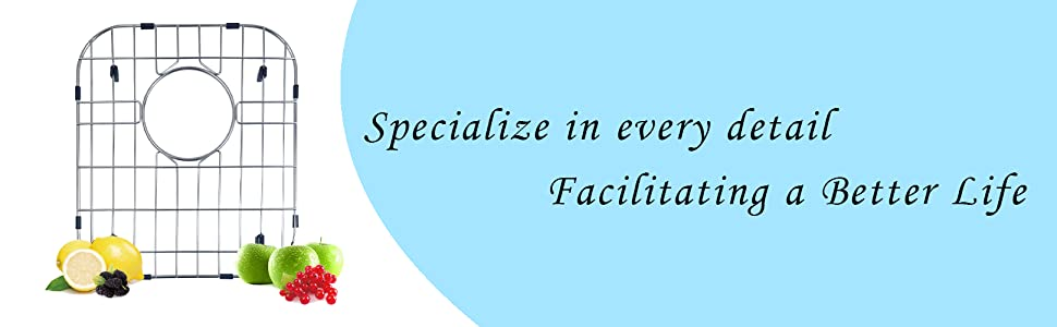 specialize in exery detail facilitating a better life