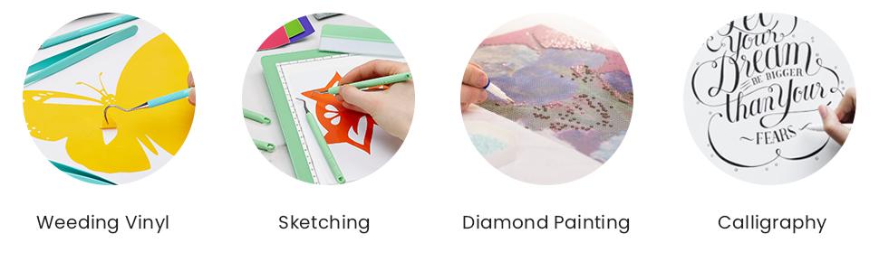 Diamond Painting Light Pad