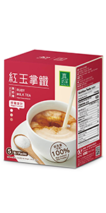 Ruby Milk Tea