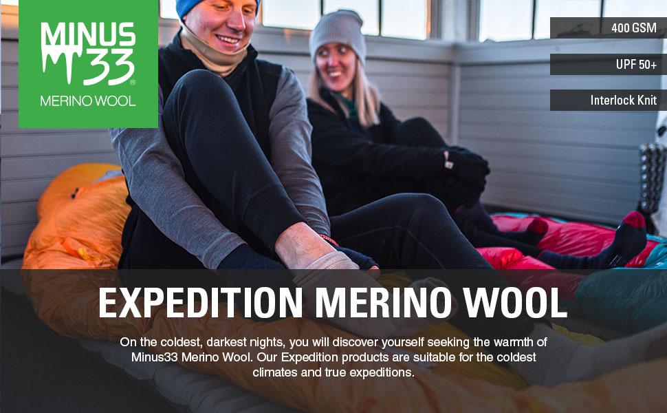 EXPEDITION MERINO WOOL