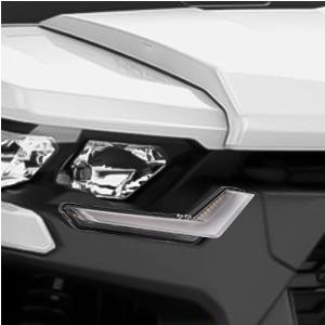 Can am defender DRL light Kits