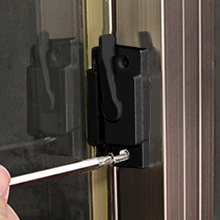 window lock sash