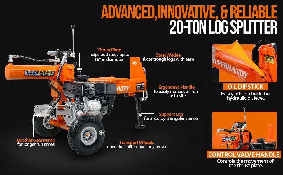 7hp 212cc horizontal gas engine wood chipper go kart log splitter pressure washer tiller generator