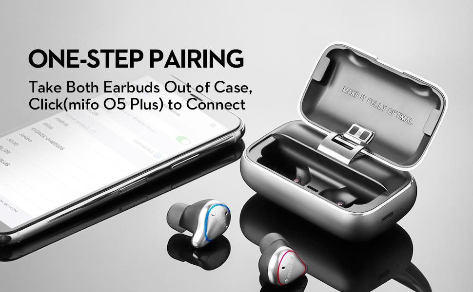 MIFO One-step pairing