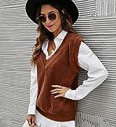 Chunky Sweater Vest