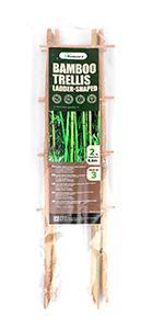 garden stakes bamboo
