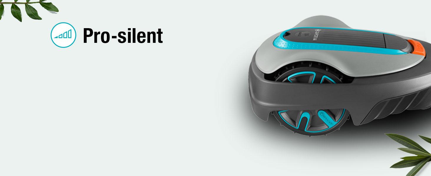 stille, robotmaaier, gazon, sileno, 300, pro-silent