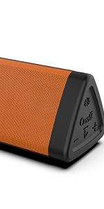 OontZ Angle 3 Bluetooth Portable Speaker - Orange