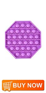 Octagon Purple