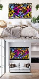 pierce the veil tapestry tapstreys ouija board blanket luna moth tapestry tapestry vintage tapersty