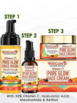 Pure Glow Vitamin C Serum Kit