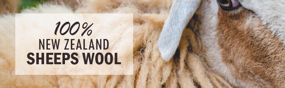 New Zealand Wool Dryer Balls