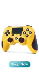 ps4 yellow control