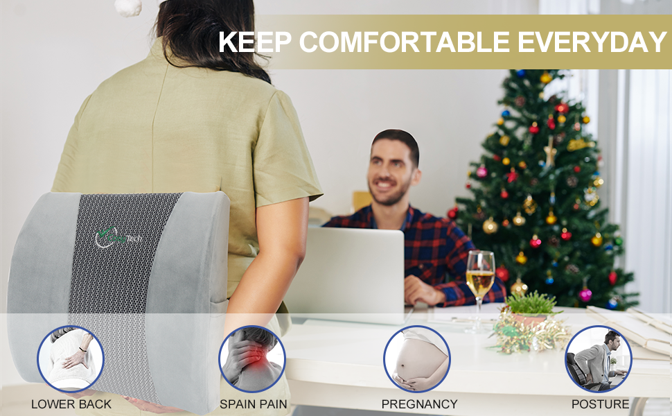 Keep Comfortable Everyday