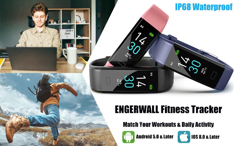 ENGERWALL Fitness Tracker