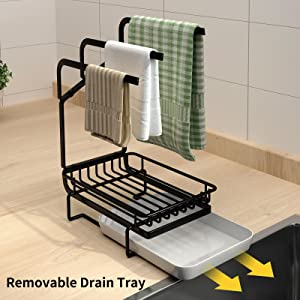 Removable Drain Tray