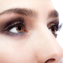 Eye Make up by Eyelash extension