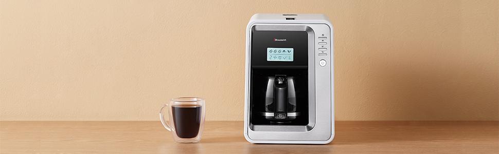 HAUSWIRT machine à café