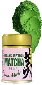 Organic Matcha BI