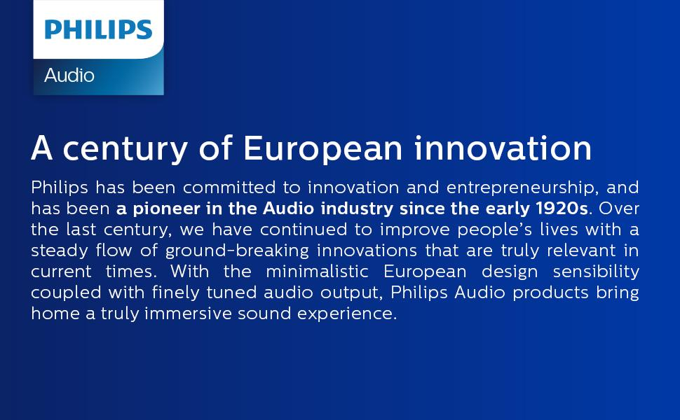 European Innovation for Audio