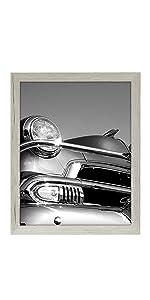 18x24 grey frame
