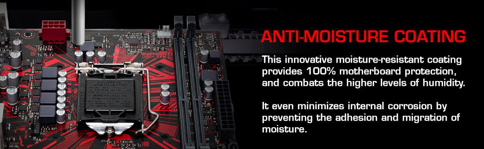 ASUS EX-A320M Micro-ATX Gaming Motherboard