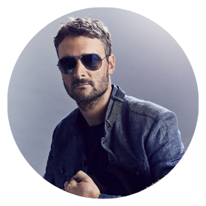 Eric Church Letters to America