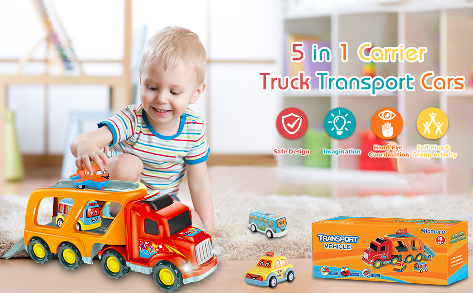 Transport Cars Toys