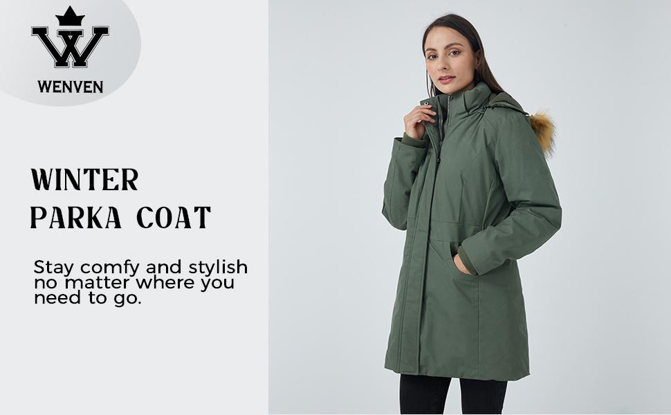 Women puffer jacket