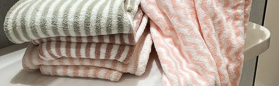 Microfiber Hair Towel for Women Hair Turbans for Wet Hair