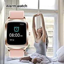 Alarm watch