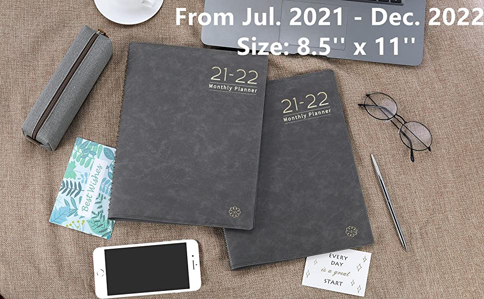 monthly planner 2021-2022 monthly planner 2021-2022 academic  planner