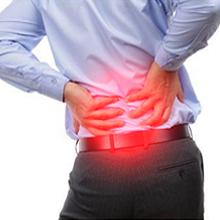 Backache relief