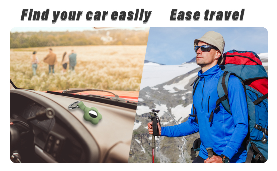Find your car easily