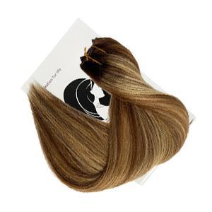 caramel highlights halo hair extensions human hair