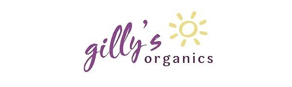Gillys Organics Logo