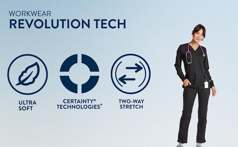 Rev Tech Icons Women