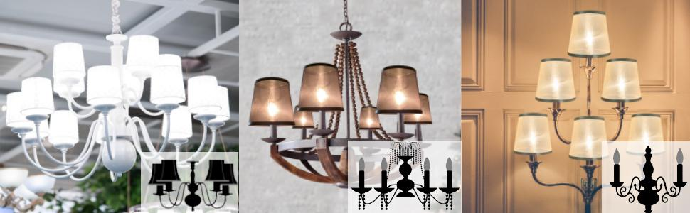 LAMPSHADE FOR DESK LAMP