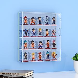 Display Cabinet for Mini Funko Pop Figures