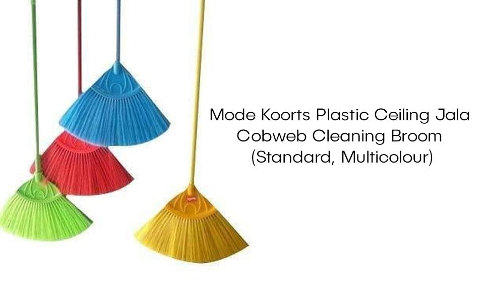 Mode Koorts Plastic Ceiling Jala Cobweb Cleaning Broom