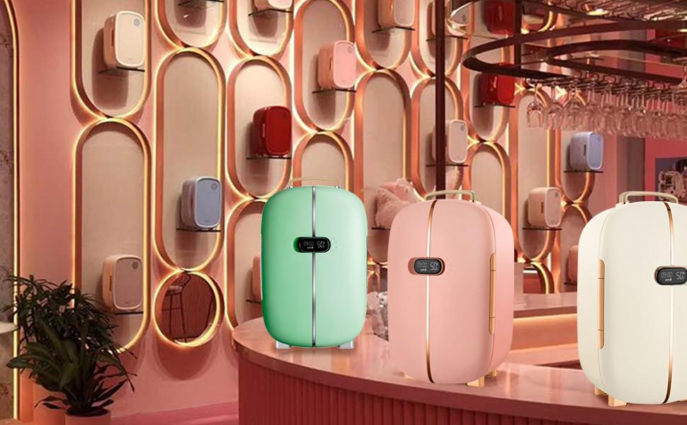 beauty fridge skincare