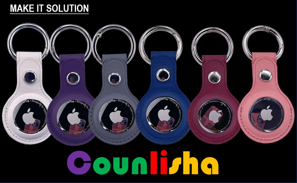 Counlisha products show